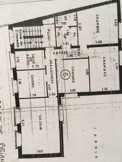 Vente appartement 4 pièces Bourg-la-Reine (92340)