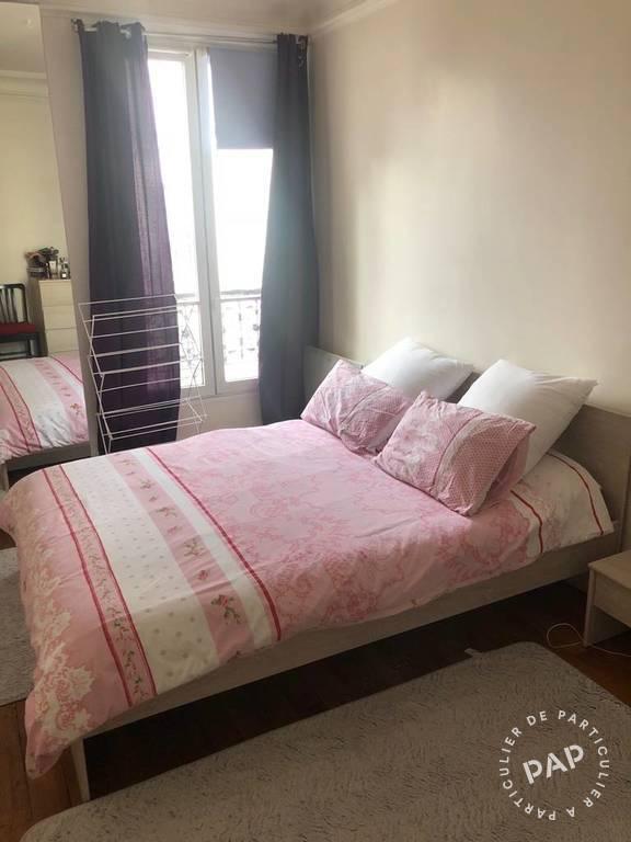 Location immobilier 1.240€ Paris 17E