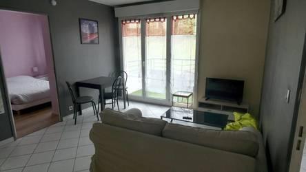 Location meublée appartement 2pièces 37m² Corbeil-Essonnes (91100) - 750€