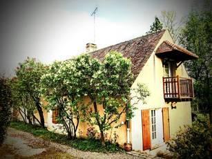 Vente maison 170m² Saint-Loup-De-Gonois (45210) - 190.000€