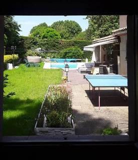 Location meublée maison 134m² Aix-En-Provence (13) - 2.500€