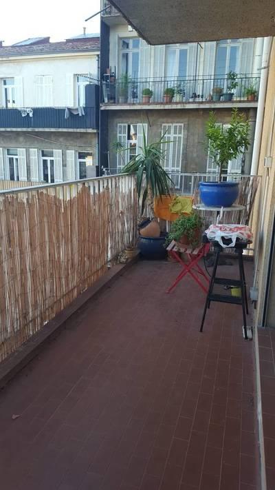 Location meublée appartement 3pièces 66m² Marseille 8E - 1.100€