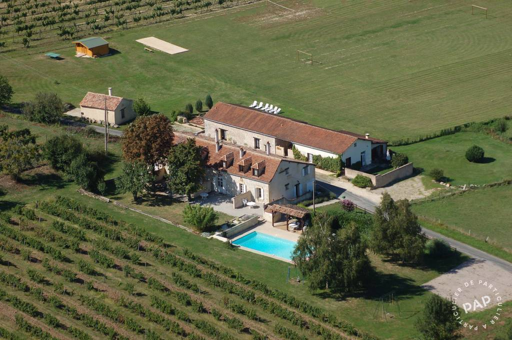 Vente et location Fonds de commerce Gageac-Et-Rouillac (24240)  666.000€