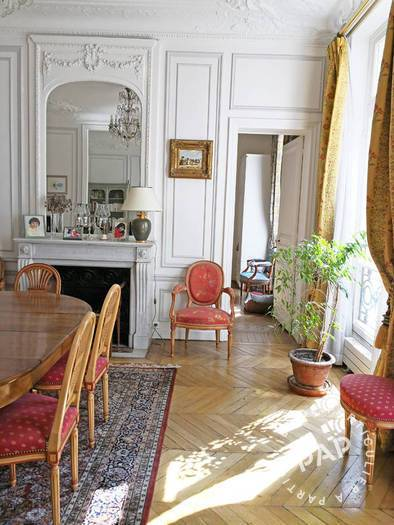 Vente Appartement Paris 16E 150 m² 1.550.000 €