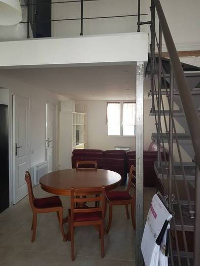 Location appartement studio Marseille 8e