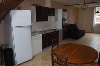 Location meublée appartement 2pièces 66m² Saint-Cyr-Sur-Loire (37540) - 550€