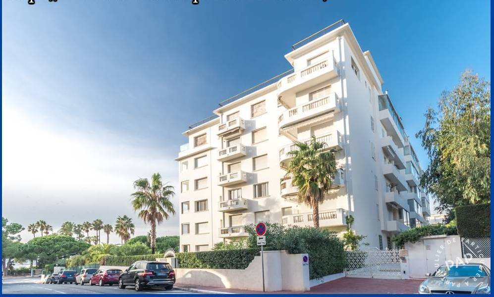 Vente immobilier 2.200.000 € Cannes (06)