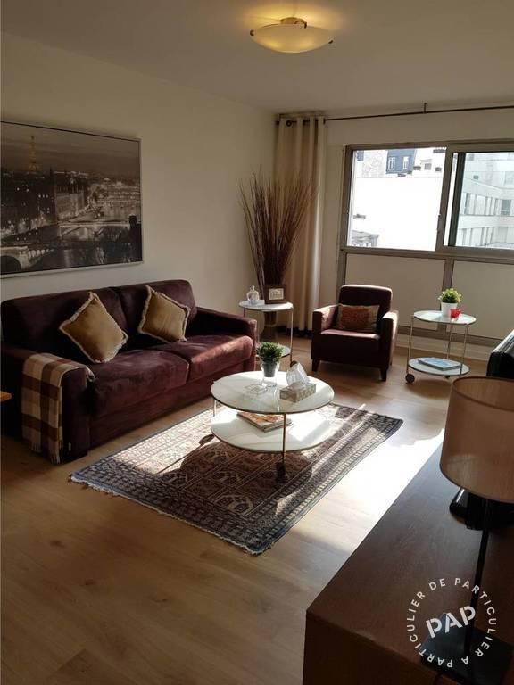 Location Appartement Paris 8E 50m² 2.050€