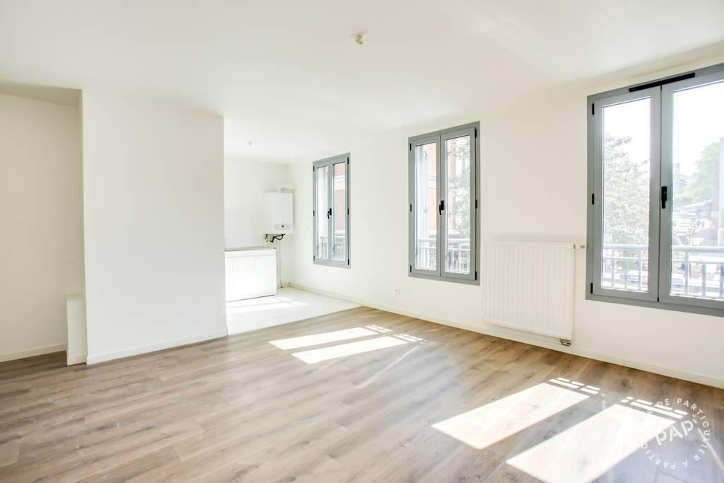 Location Appartement Bagnolet (93170) 60m² 1.615€