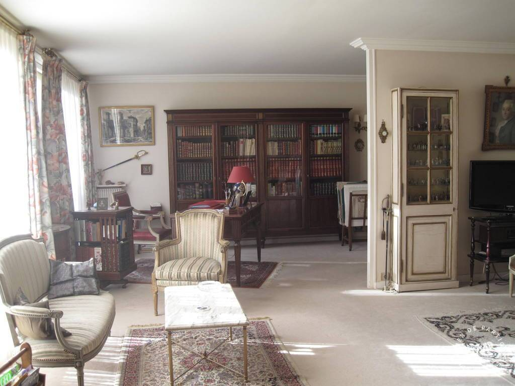 Vente appartement 5 pièces Rambouillet (78120)