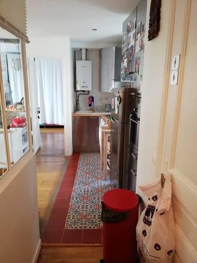 Location appartement 2pièces 36m² Le Pre-Saint-Gervais (93310) - 950€