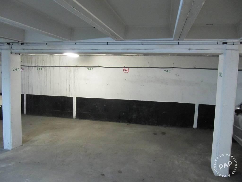Location Garage, parking Paris 13E  100€