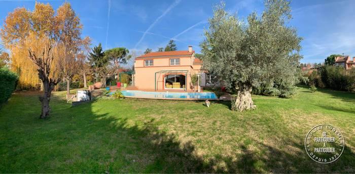 Vente maison 7 pièces Gratentour (31150)