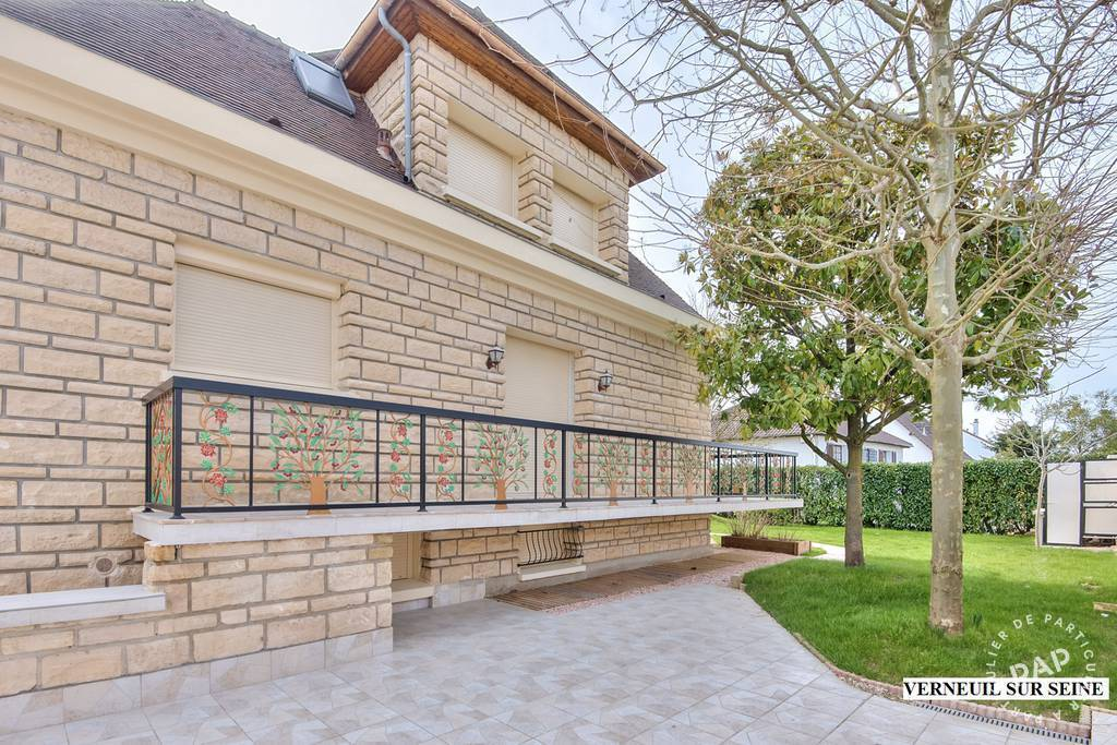 Vente immobilier 1.025.000€ Verneuil-Sur-Seine (78480)