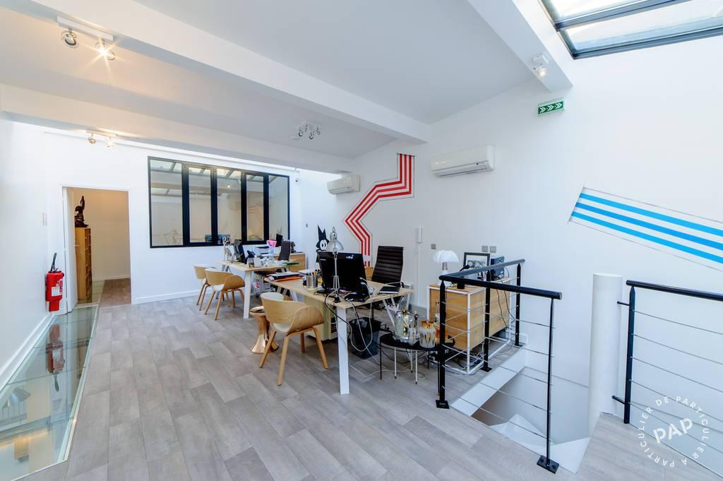 Bureaux, local professionnel Levallois-Perret (92300) 1.950.000€