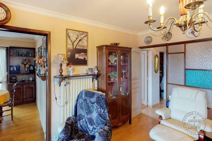 Appartement 420.000€ 84m² Biarritz (64200)