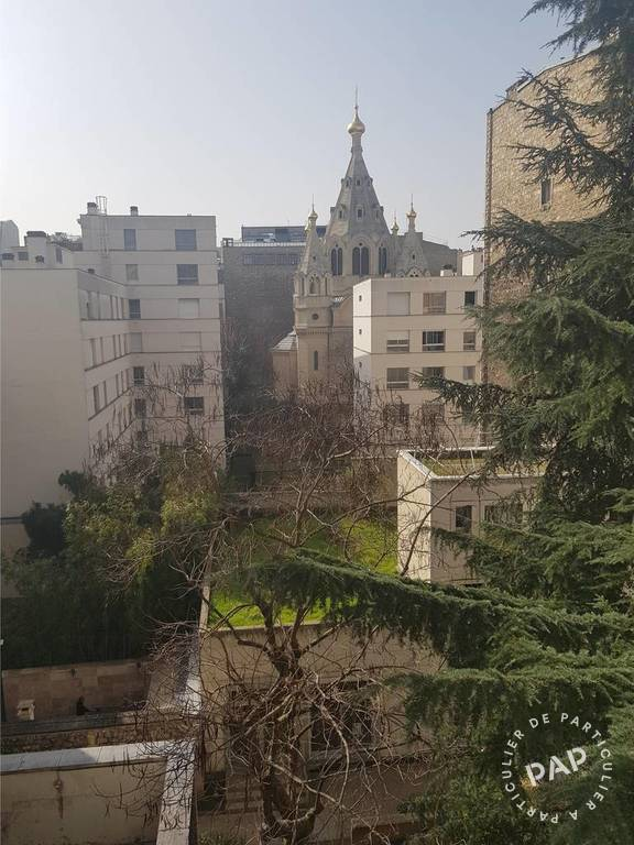 Location Paris 8E 50m²