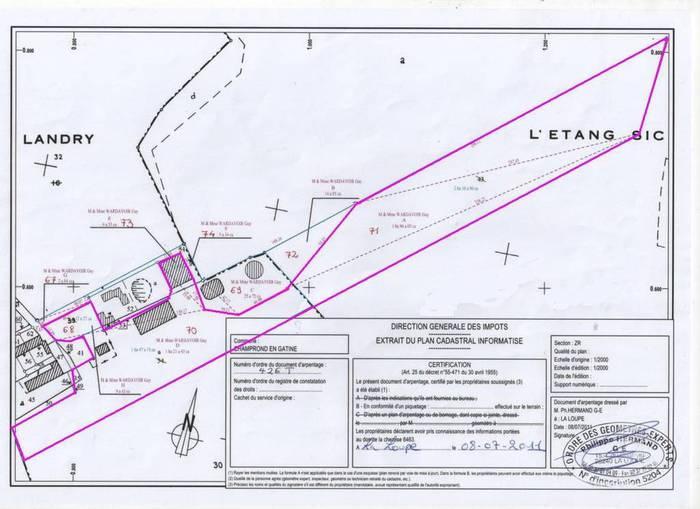 Immobilier Champrond-En-Gatine (28240) 260.000€