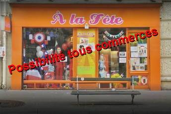 Fonds de commerce Paris 15E - 65 m² - 60.000 €