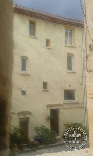 Vente maison 7 pièces Bargemon (83830)