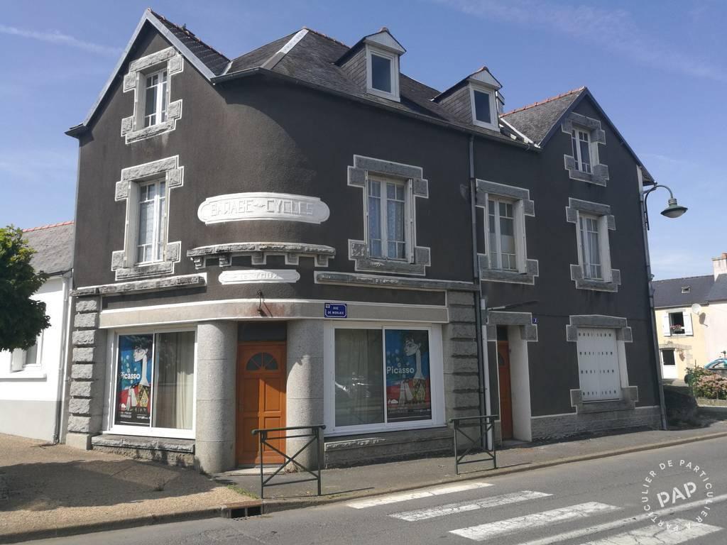 Vente maison 9 pièces Plonévez-du-Faou (29530)
