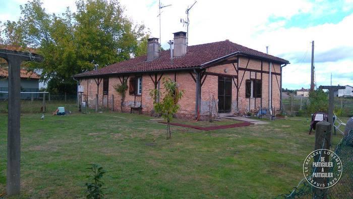 Location maison 3 pièces Laluque (40465)