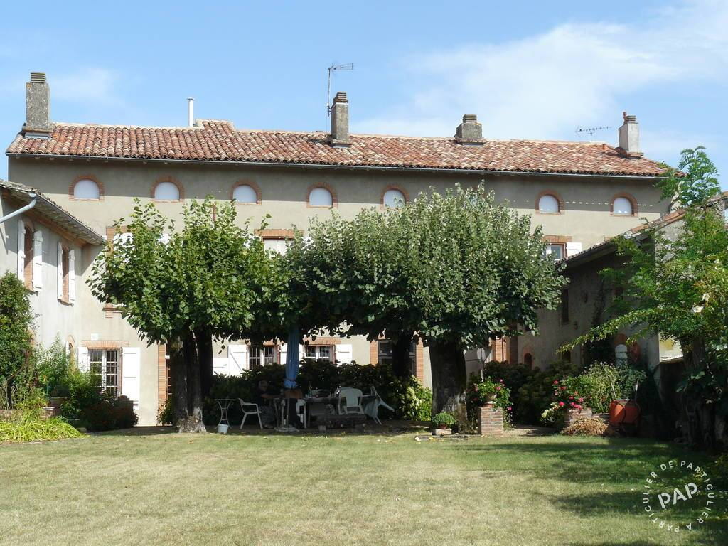 Vente maison 15 pièces Fronton (31620)