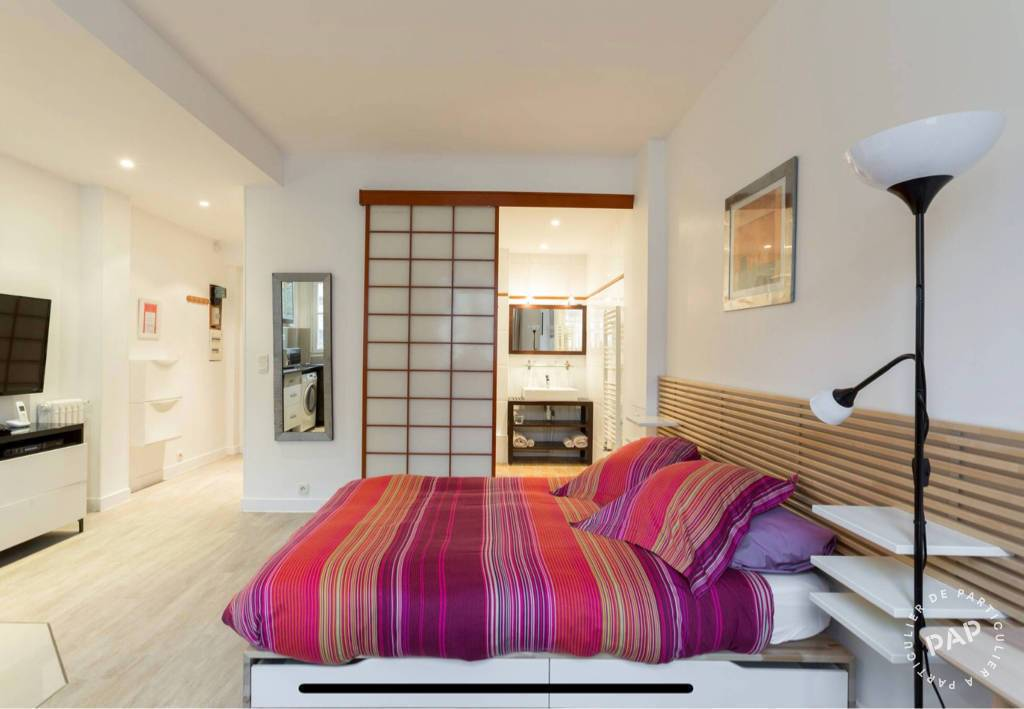 Location Appartement Paris 17E 28m² 1.480€
