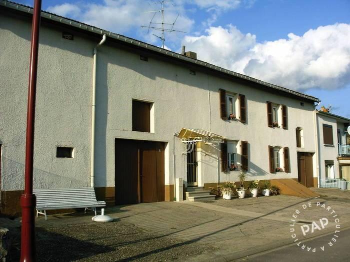 Vente Maison Ébersviller 135m² 147.000€