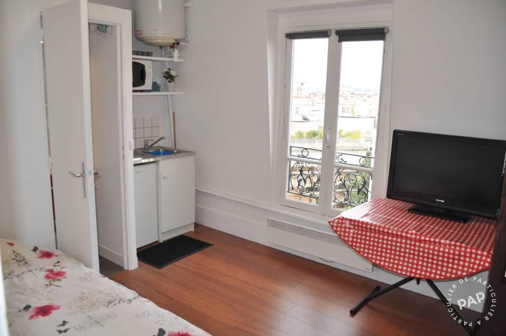 Location appartement studio Neuilly-sur-Seine (92200)