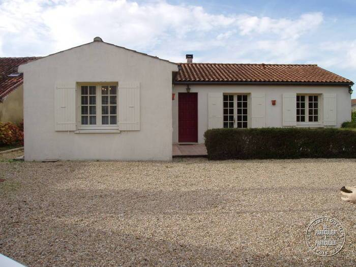 Vente Maison Saint-Jean-D'angely (17400) 106m² 180.000€