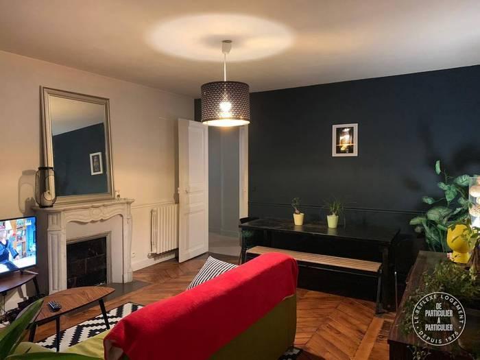 Location appartement 3 pièces Paris 8e