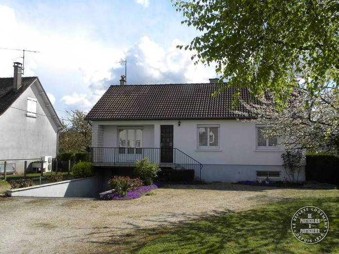 Vente Maison Saint-Gaultier (36800) 90m² 115.000€