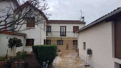 Vente maison 110m² Pierrefitte-Sur-Seine (93380) - 317.000€