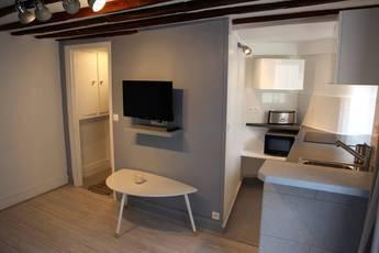Location meublée appartement 2pièces 33m² Paris 10E - 1.200€