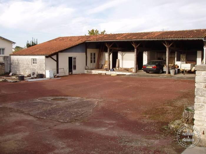 Vente Maison Saint-Jean-D'angely (17400)
