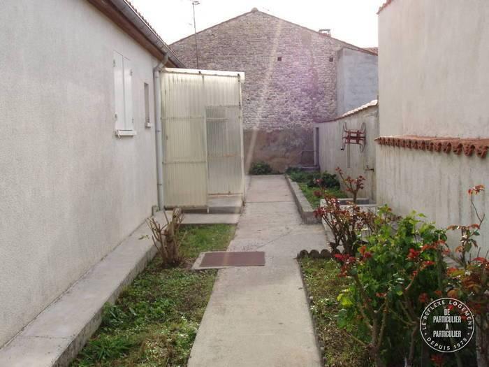 Vente immobilier 180.000€ Saint-Jean-D'angely (17400)