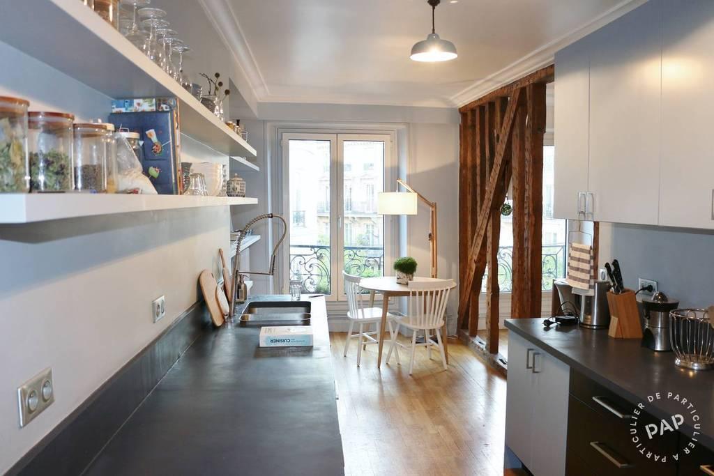 Location Appartement Paris 3E 116m² 4.300€