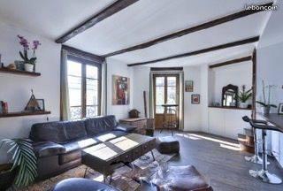 Vente appartement 3pièces 52m² Paris 14E - 624.000€