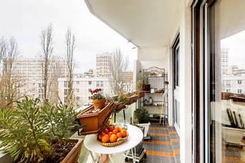Vente appartement 5pièces 110m² Paris 13E - 940.000€