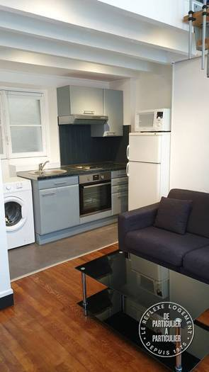 Location Appartement Paris 4E 17m² 950€