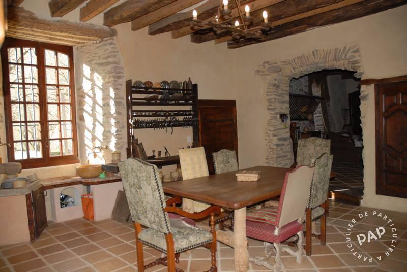 Vente immobilier 625.000€ Saint-Cirgue (81340)