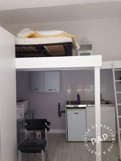 Location appartement studio Lyon 6e