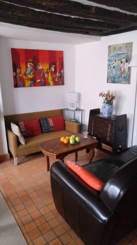Location meublée appartement 2pièces 40m² Paris 5E - 1.580€
