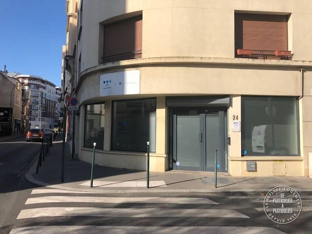 Location Local commercial Asnières-Sur-Seine 94m² 2.190€