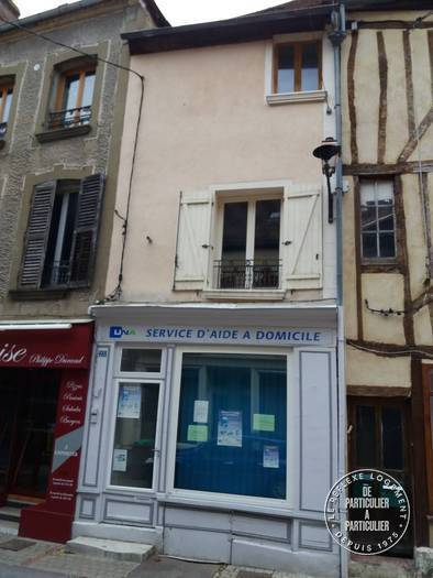 Vente Maison Toucy (89130) 70m² 55.000€