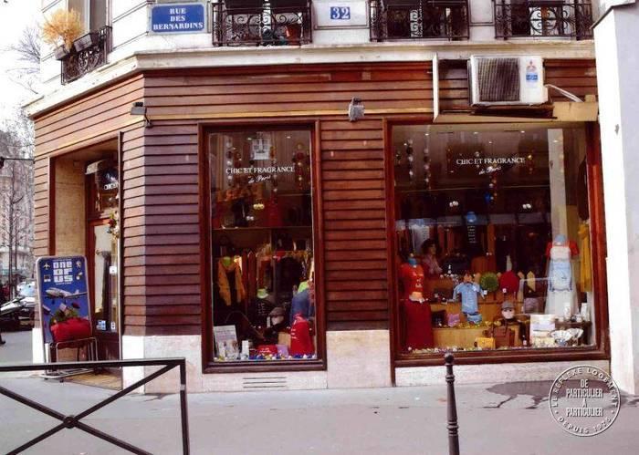 Fonds de commerce 250.000€ 55m² Paris 5E