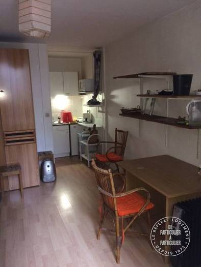 Location Appartement Paris 15E 22m² 825€