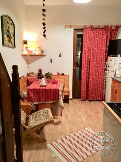 Vente appartement 3 pièces Les Rousses (39)