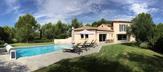 Vente maison Pourrieres (83910) - 1.140.000€